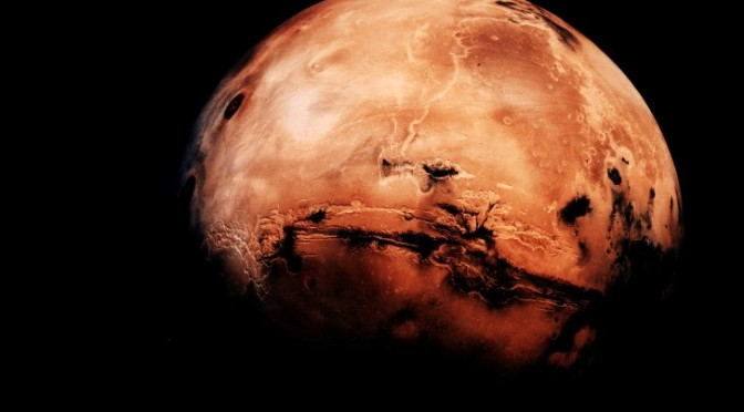 The Martian Question: The Weight of Expectation under Martian Gravity, and Other Tales for Children