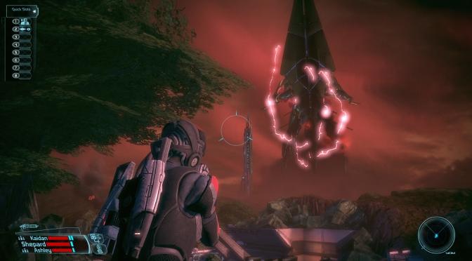 Mass Effect preview – June 2006.